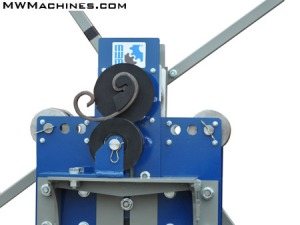 Ręczna Maszyna (walcarka, skręcarka, giętarka)