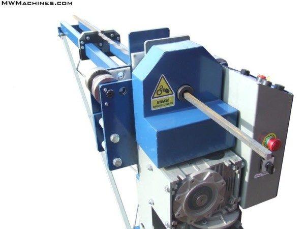 Automatyczna giętarka dla kowalstwa i metaloplastyki