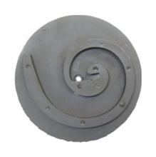 Wzornik do gięcia spirali s pręta do giętarki TRB-150/A